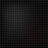 Schwarzes mosaik Stockfoto