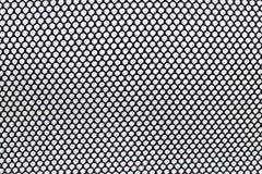 Schwarzes Netz des Kreises Stockbild