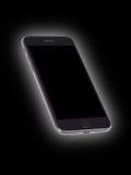Schwarzes neues Apple Mattprodukt IPhone 7 Stockfotos