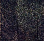 Schwarzes Papier Stockbild