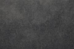 Schwarzes Papier mit Leselinien lizenzfreie stockfotos