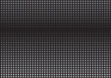 Schwarzes Quadrat-Fliesen Lizenzfreie Stockbilder