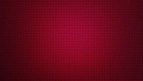 schwarzes schwarzes rotes gesponnenes Bambusmotiv lizenzfreies stockbild