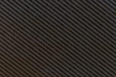 Schwarzes Streifenpapier Lizenzfreies Stockbild