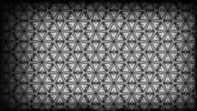 Schwarzes und Grey Vintage Decorative Floral Pattern tapezieren schönen eleganten Hintergrund Entwurf der grafischen Kunst der Il vektor abbildung