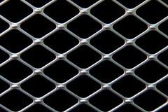 Schwarzes und silbernes Muster Lizenzfreie Stockfotografie