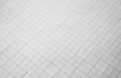 Schwarzes Zeichenpapier mit Maßeinteilung für Lizenzfreies Stockfoto