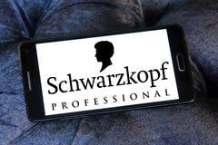 Schwarzkopf logo Stock Images