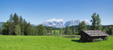 Schwarzsee Royalty Free Stock Photography