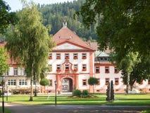 2013 Schwarzwald, Schaffausen, Klausenpass Fotografia de Stock