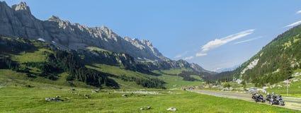 2013 Schwarzwald, Schaffausenfalls Стоковые Фотографии RF