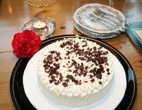 Schwarzwald tårta Royaltyfri Bild