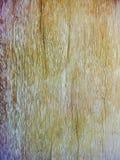 Schwarzweiss-Farbe der hölzernen alten Beschaffenheit stockbild