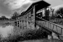 Schwarzweiss-Foto Stockfotos