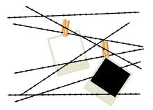 Schwarzweiss-Fotos Lizenzfreie Stockbilder