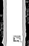 Schwarzweiss-Hintergrund Stockfotos
