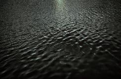 Schwarzweiss-Hintergrund des abstrakten Flusses Stockbilder
