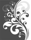 Schwarzweiss-Muster lizenzfreie abbildung
