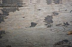 Schwarzweiss-Muster des Holzfußbodens Lizenzfreies Stockbild