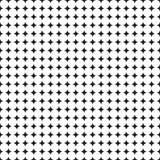 Schwarzweiss-Muster des nahtlosen Vektors lizenzfreie abbildung