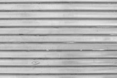 Schwarzweiss-Muster rollen oben Lizenzfreies Stockbild