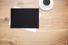 Schwarzweiss-Papier Stockfotos
