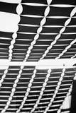 Schwarzweiss-Schatten lizenzfreie stockbilder