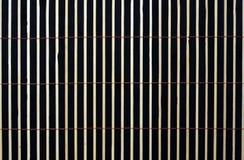 Schwarzweiss-Streifenbeschaffenheit Stockfotos