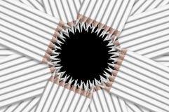 Schwarzweiss-Zusammensetzung von Bleistiften Lizenzfreie Stockfotos