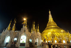 Schwedagon Pagoda Royalty Free Stock Photo