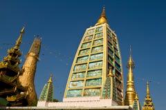 Schwedagon Paya Στοκ εικόνα με δικαίωμα ελεύθερης χρήσης