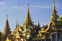 Free Schwedagon Paya,Yangon,Burma Stock Photography - 28552802