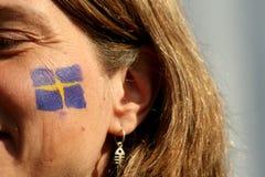 Schwede Stockbild