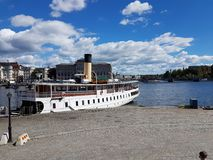 Schweden Стокгольм стоковые фотографии rf