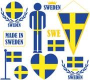 schweden Stockbild