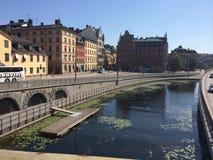schweden lizenzfreie stockfotos