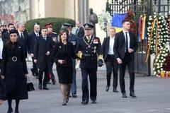 Schweden-` s Königin Silvia und König Carl XVI Gustaf stockfoto