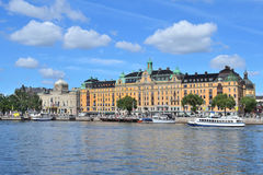 schweden stockholm Stockfoto