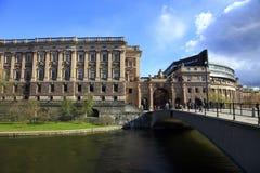 Schweden, Stockholm, die alte Stadt Lizenzfreie Stockfotografie
