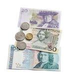 Schwedische Krona. Lizenzfreie Stockfotografie