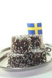 Schwedische Kugeln Stockfoto