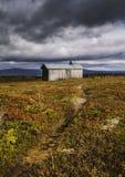 Schwedische Natur Stockfoto