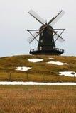 Schwedische Windmühle lizenzfreies stockfoto