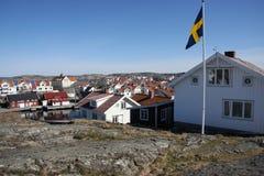 Schwedisches Archipel lizenzfreies stockbild