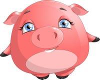 Schwein stock abbildung