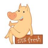 schweinefleisch Stockfoto