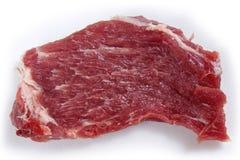 Schweinefleisch-Kotelett auf Weiß Lizenzfreie Stockbilder