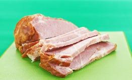 Schweinefleischhals Stockbild