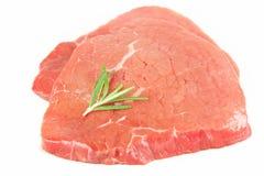 Schweinefleischsteak Lizenzfreies Stockfoto