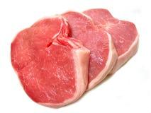 Schweinekoteletts Lizenzfreies Stockbild